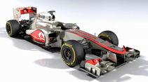 McLaren MP4-27 Updates 2012 Piola