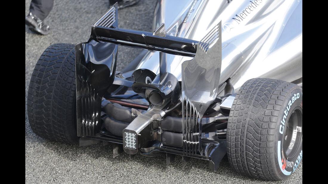 McLaren MP4-29 - F1 Technik-Check 2014