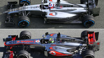 McLaren MP4-29 - F1 Technik-Check 2014