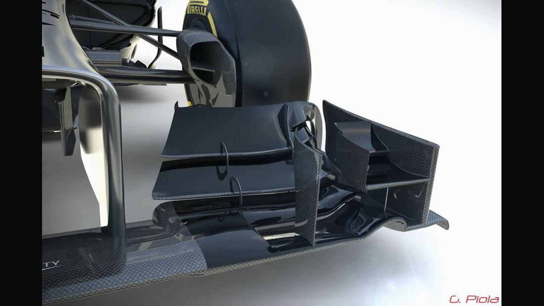 McLaren MP4-29 - Updates - 2014 - Piola Animation