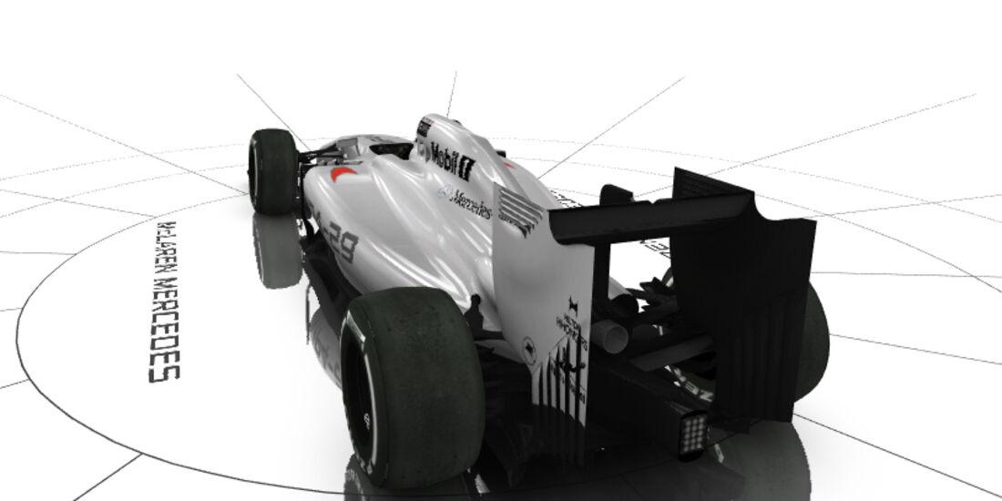 McLaren MP4-29