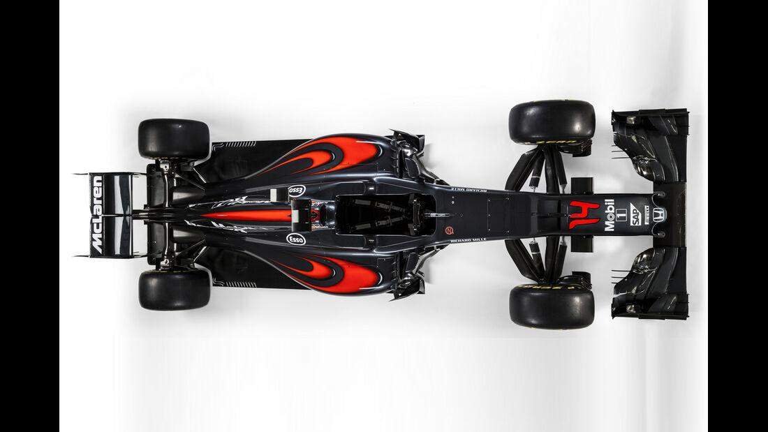 McLaren MP4-31 - Studio