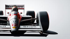 McLaren MP4-4 - Druck - Unique & Limited - 2018