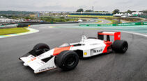 McLaren MP4/4 - Formel 1 - GP Brasilien - Sao Paulo - 14. November 2019