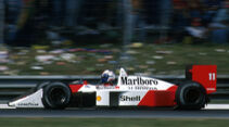McLaren MP4-4 - Honda V6-Turbo Motor - 1988