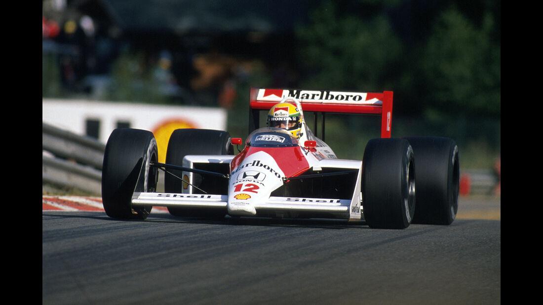 McLaren MP4-4 - Top 5 - F1-Autos