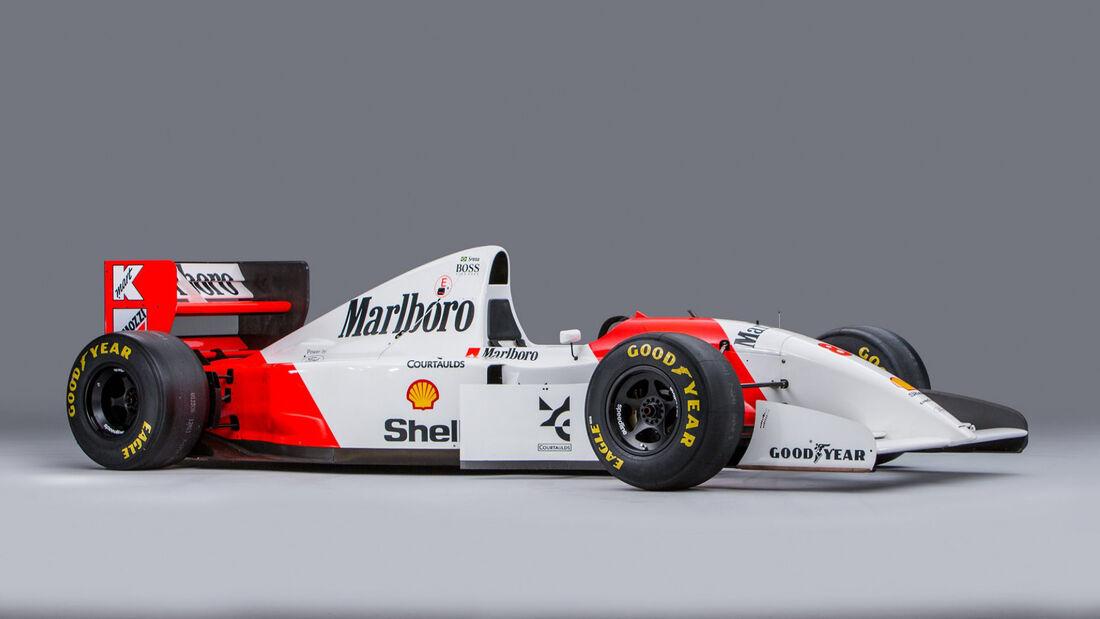 McLaren MP4/8 - Bonhams
