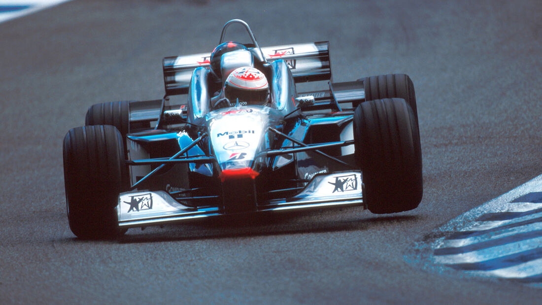 McLaren MP4-98T - 2-Sitzer - F1