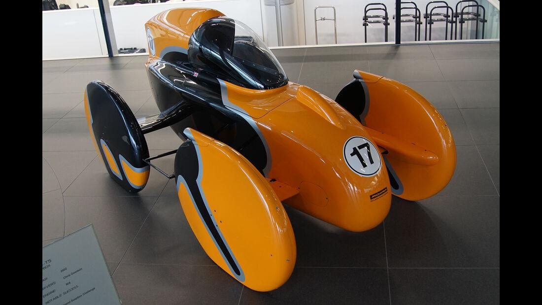 McLaren MP4-T5 Soapbox
