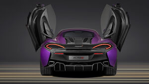 McLaren MSO 570S Pebble Beach
