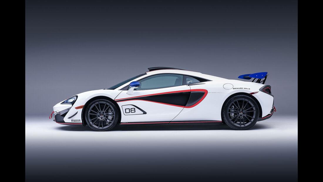 McLaren MSO X 570S GT4