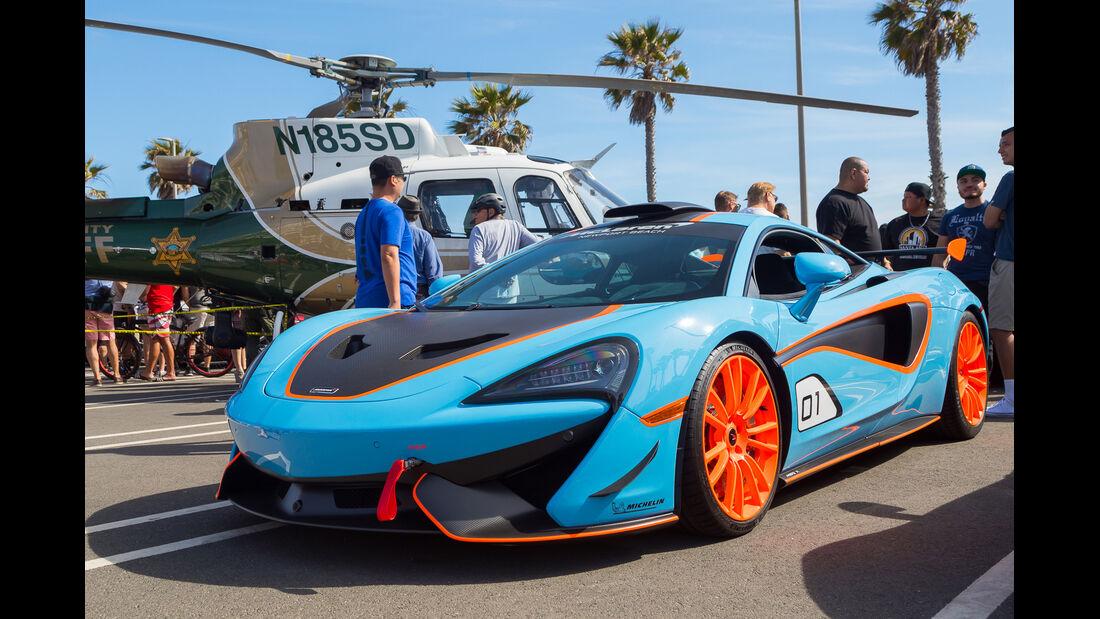 McLaren MSO X - Cars & Copters 2018
