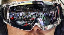 McLaren-Mechaniker - Formel 1 - GP Singapur - 20. September 2012