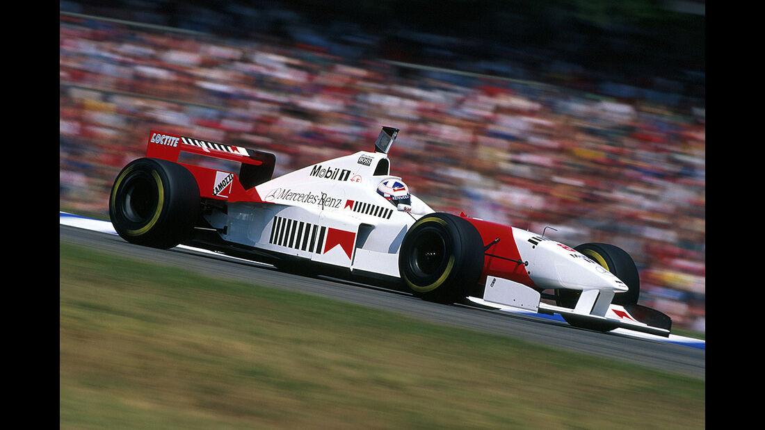 McLaren Mercedes 1996