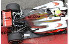 McLaren Mugello F1 Test 2012