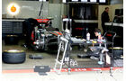 McLaren - Nürburgring - GP Deutschland - 21. Juli 2011