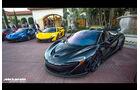 McLaren P1 - Ausfahrt - Newport Beach - USA - März 2015