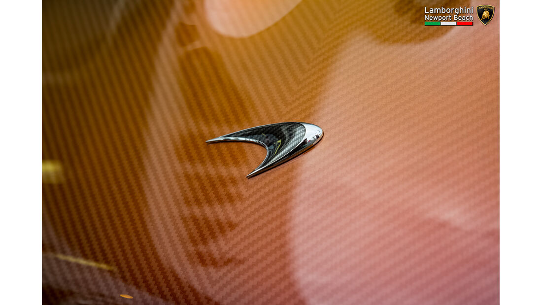 McLaren P1 - Carbon - Flip-Flop Lackierung - 2016