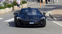 McLaren P1 -  Carspotting - Formel 1 - GP Monaco 2015