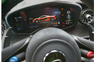 McLaren P1, Display, Infotainment