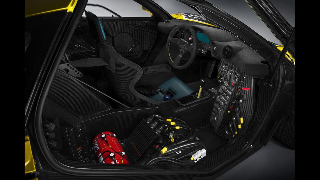 McLaren P1 GTR - Genfer Autosalon 2015