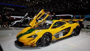 McLaren P1 GTR in Genf