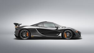 McLaren P1, MSO, McLaren Special Operations, Pebble Beach 2014