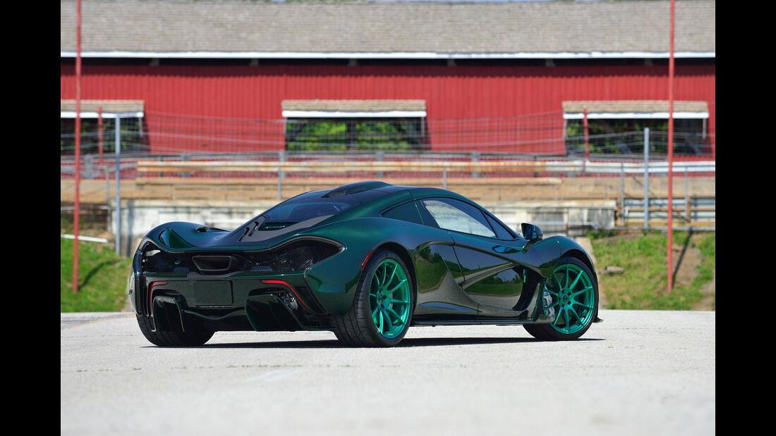McLaren P1 - Supersportwagen - Mecum Auctions - August 2016