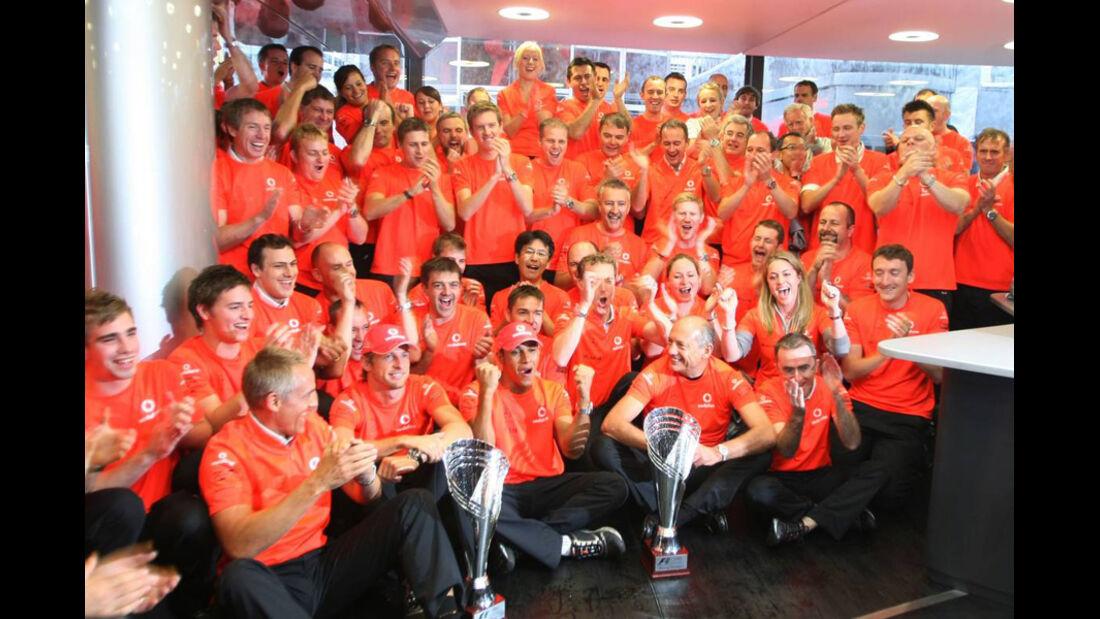 McLaren-Party