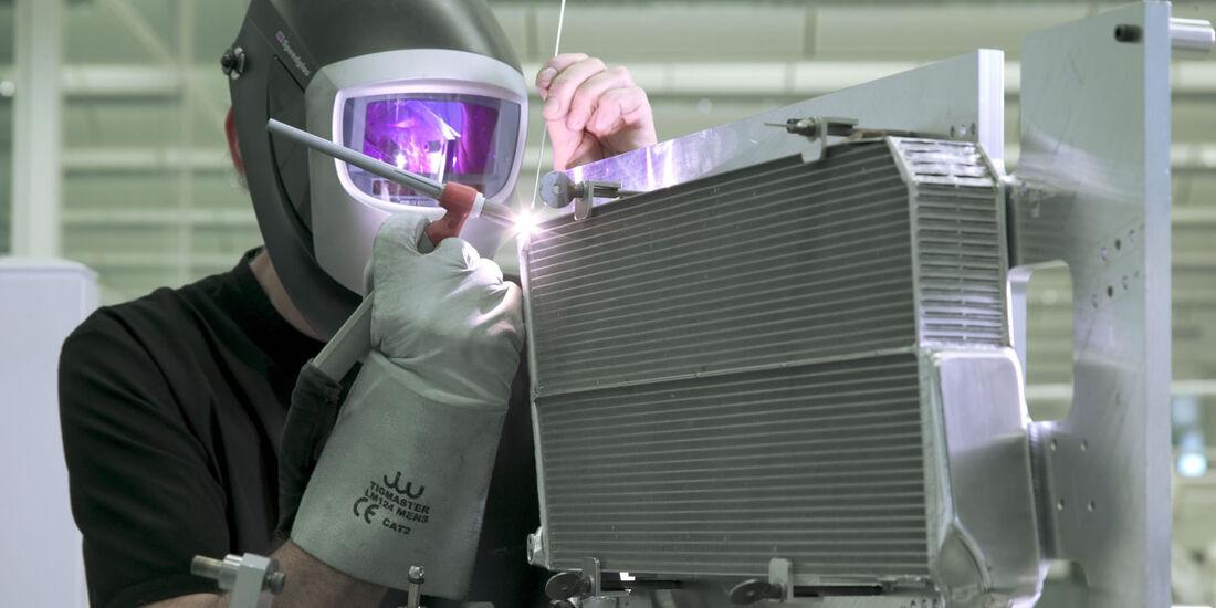 McLaren - Produktion