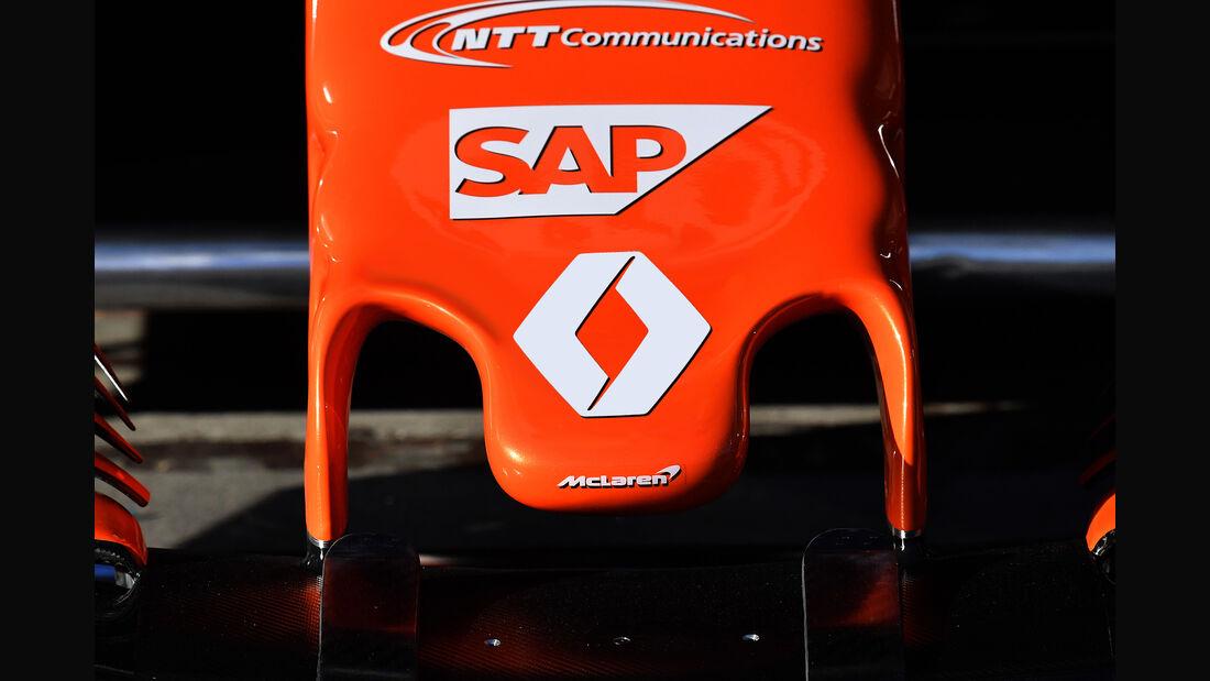 McLaren-Renault - Formel 1
