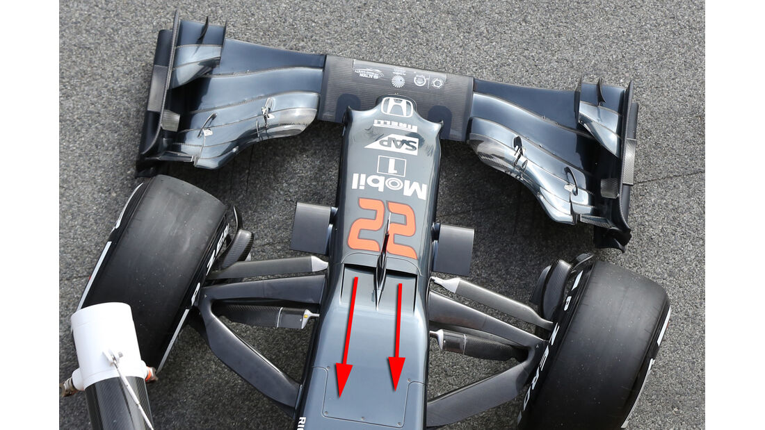 McLaren - S-Schacht - F1-Test - Barcelona 2016