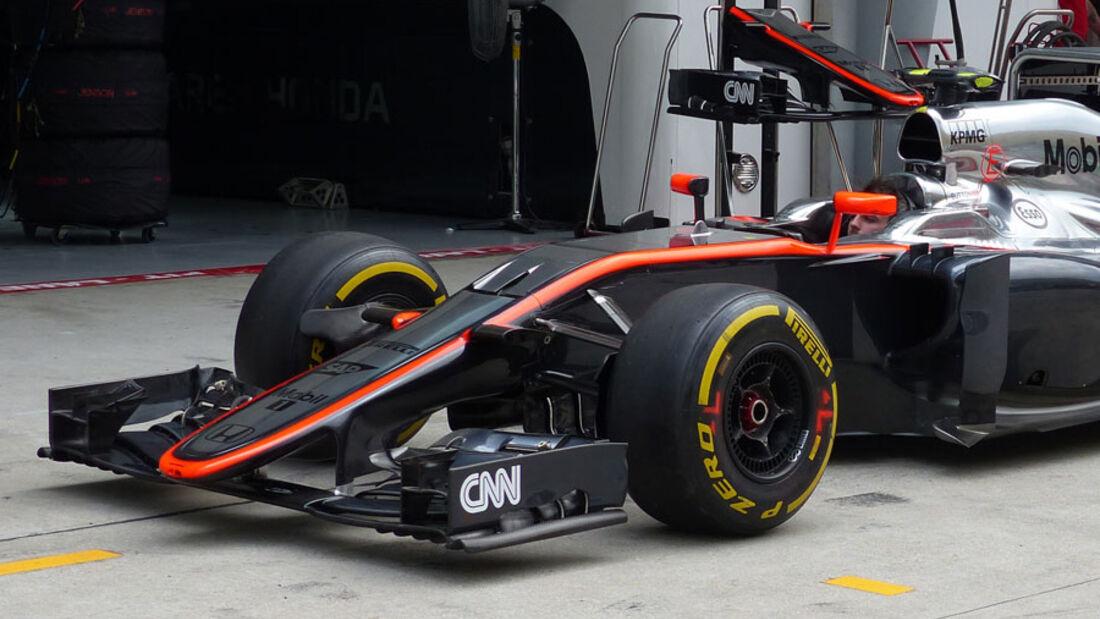 McLaren - S-Schacht - GP Malaysia 2015
