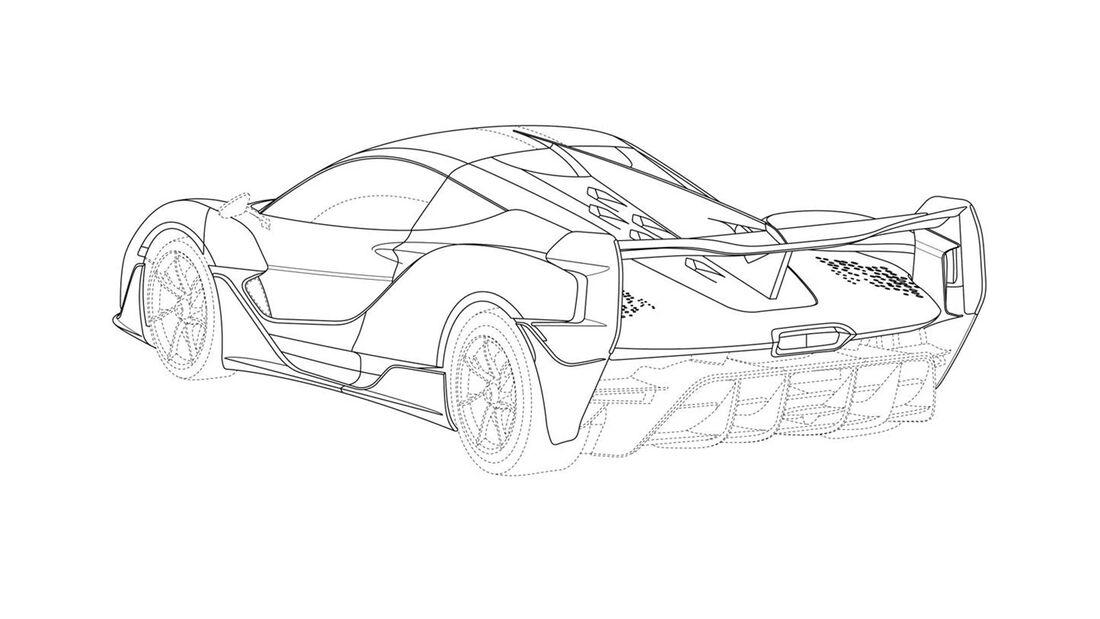 McLaren Sabre / BC-03