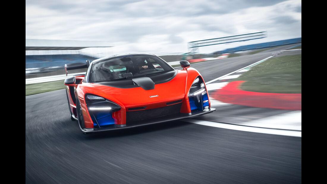 McLaren Senna 2018 Fahrbericht