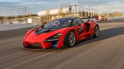 McLaren Senna - Supersportwagen - Test - Hockenheim
