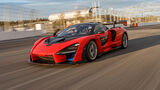 McLaren Senna - Supersportwagen - Test - Hockenheim