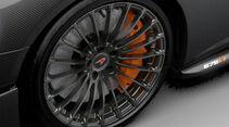 McLaren Special Operations MSO Carbon Series 675LT Spider