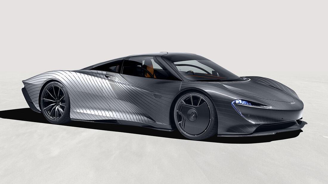 McLaren Speedtail Albert