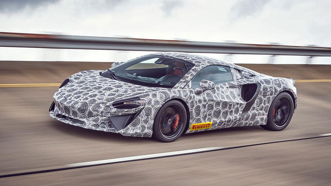 McLaren Sport Series Hybrid