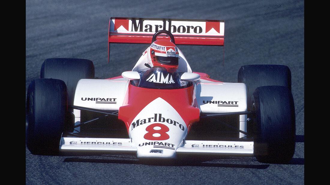 McLaren-TAG Porsche MP4-1E Turbo
