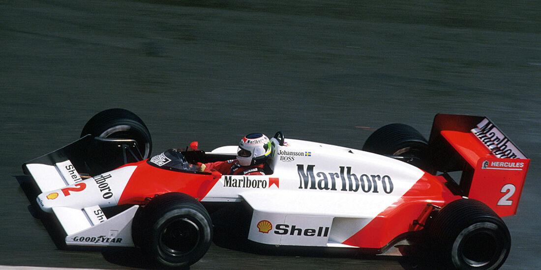 McLaren-TAG Porsche MP4-3 Turbo