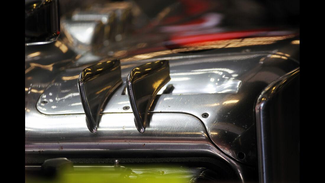 McLaren Technik 2012