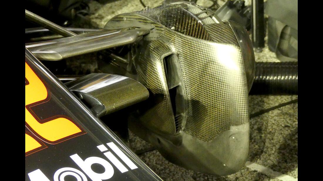 McLaren - Technik - Formel 1 - GP Singapur 2016