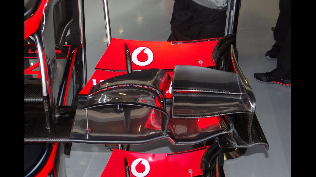 McLaren Technik GP England 2012