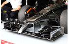 McLaren - Technik - GP Malaysia 2014