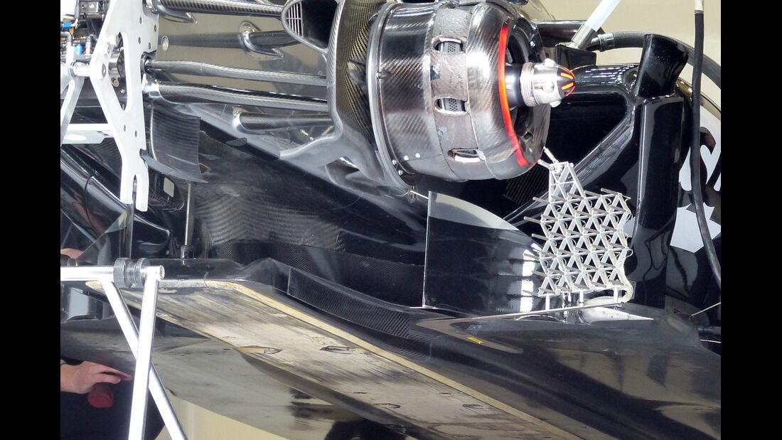 McLaren - Technik - GP Österreich 2014