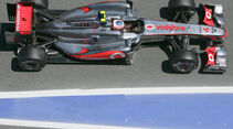 McLaren Technik GP Spanien 2011