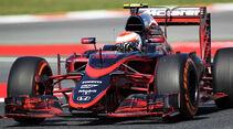 McLaren - Technik - GP Spanien 2015
