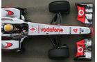 McLaren Test 2012 Front